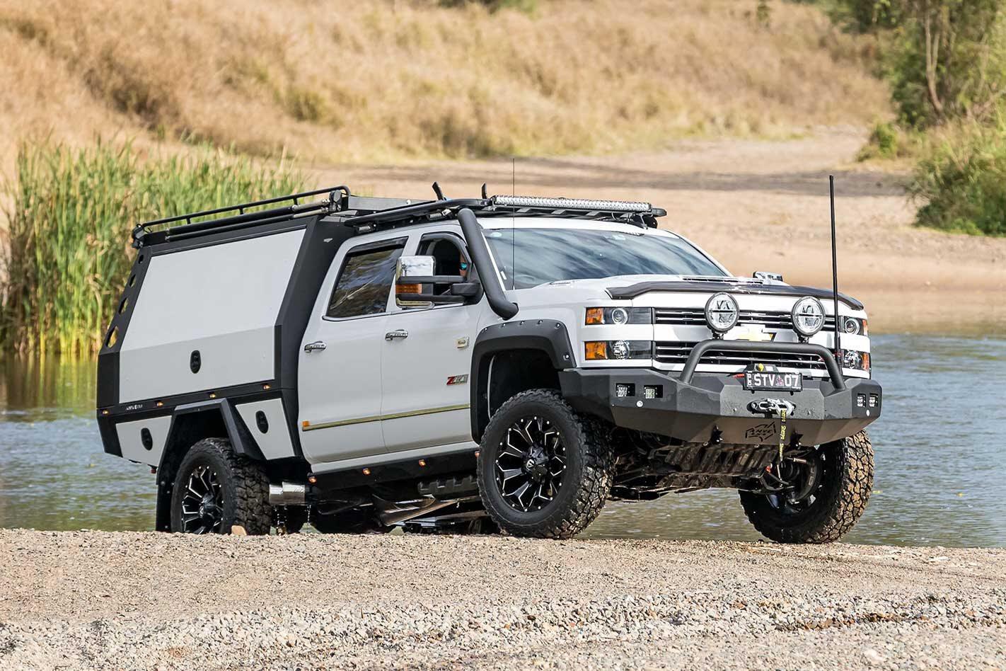 2019 Silverado 2500 LTZ custom 4x4