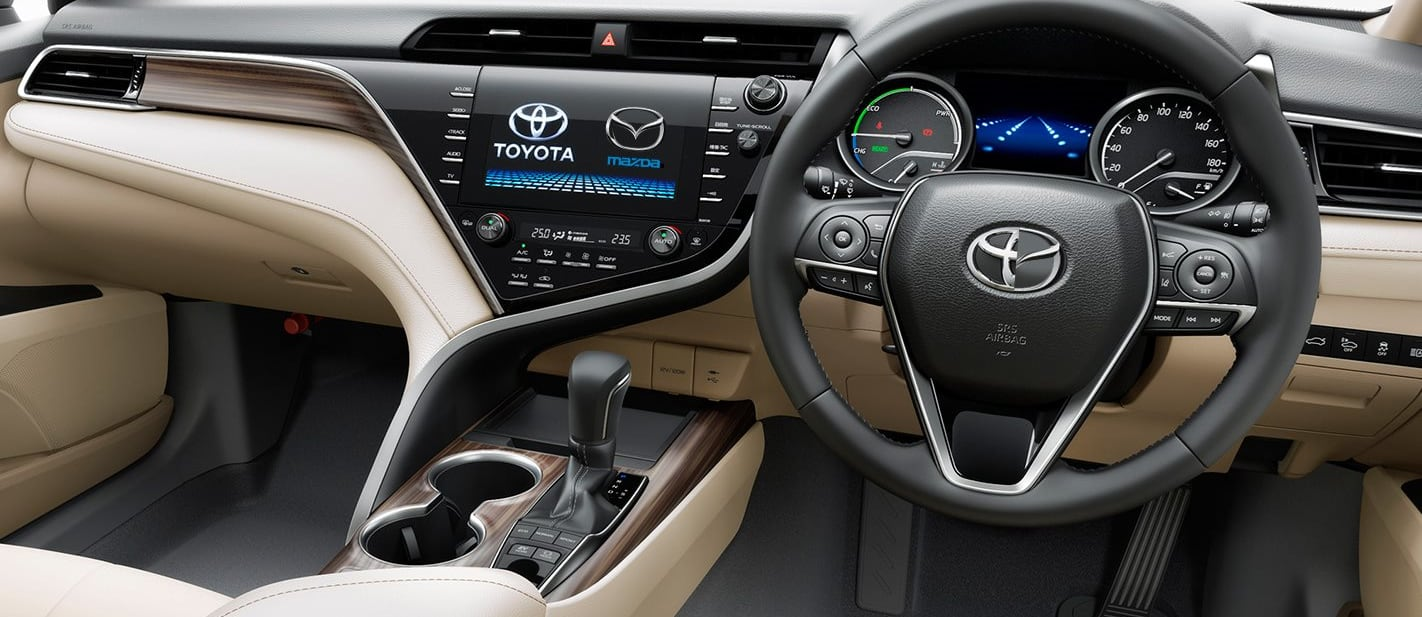 Toyota and Mazda join forces on shared infotainment platform