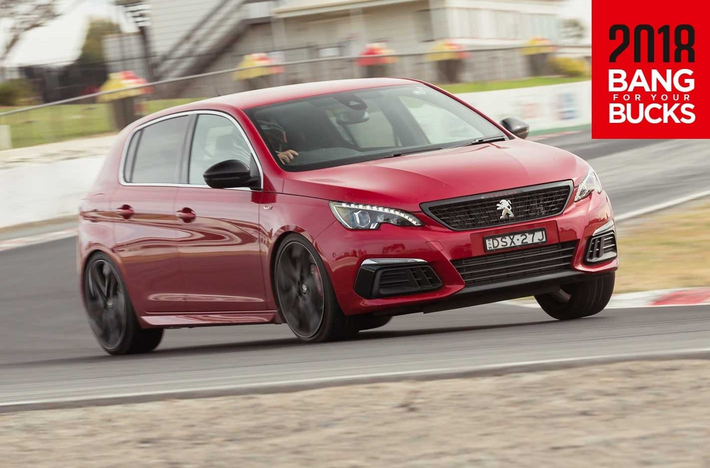 2018 Peugeot 308 GTi 270 track review