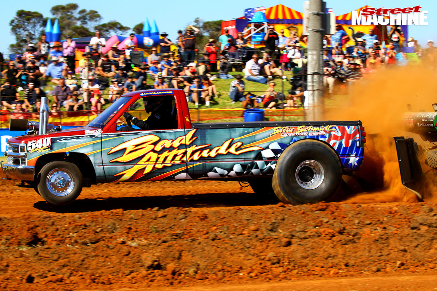 Tooradin -tractor -pull -15-2