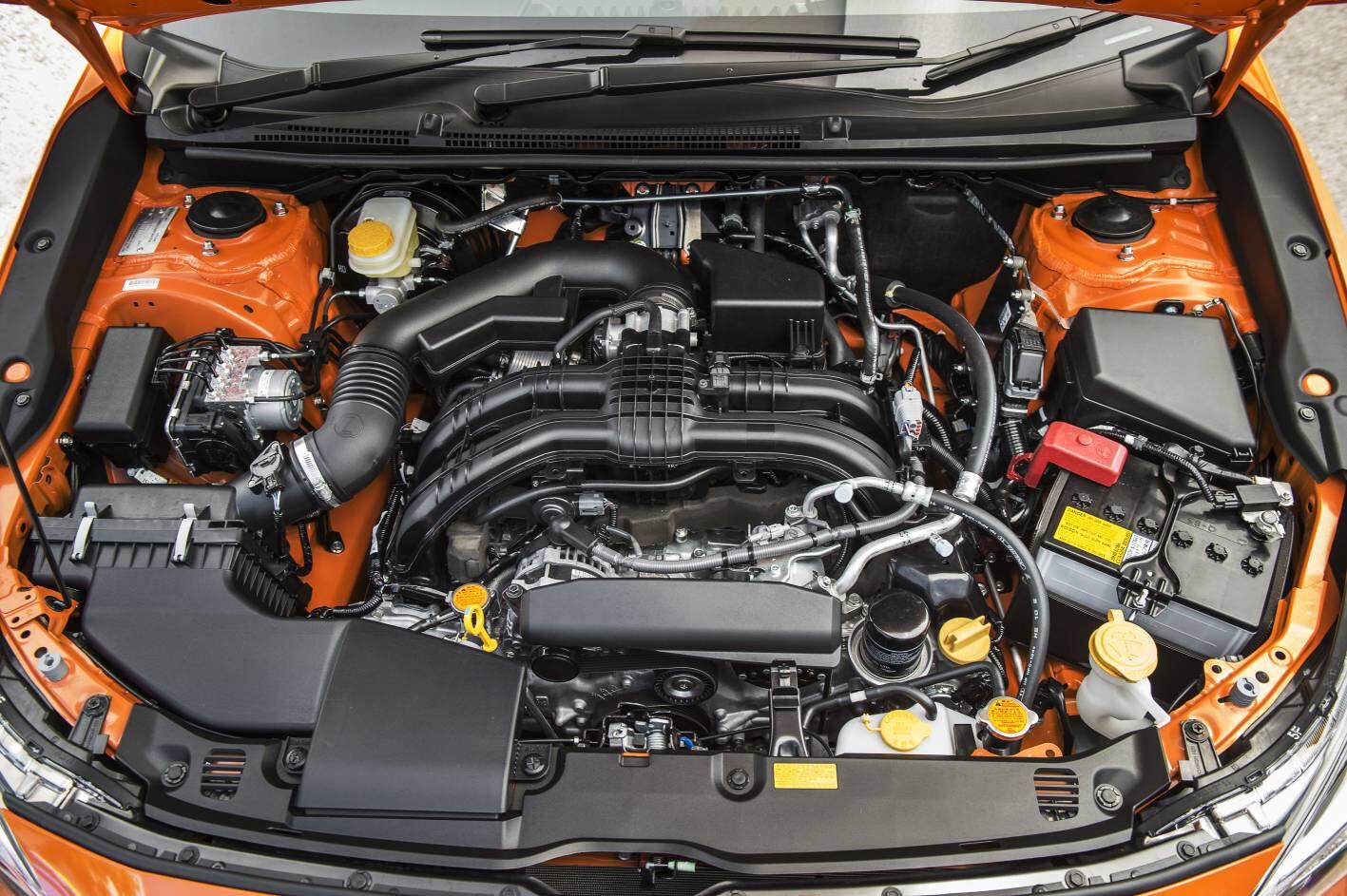Subaru XV 2.0-litre engine