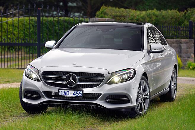 Mercedes-Benz C200d