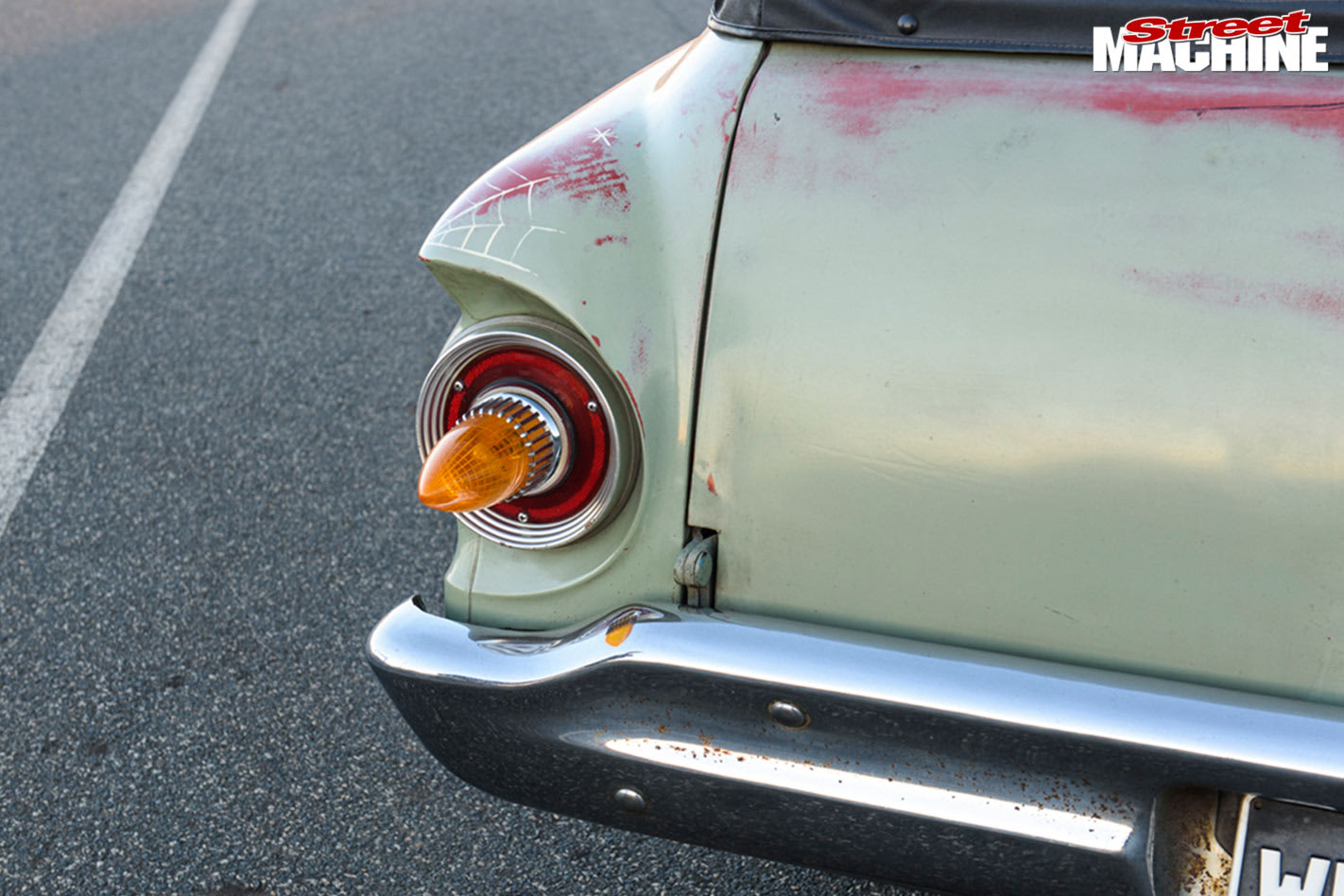 Ford Falcon XM tail light