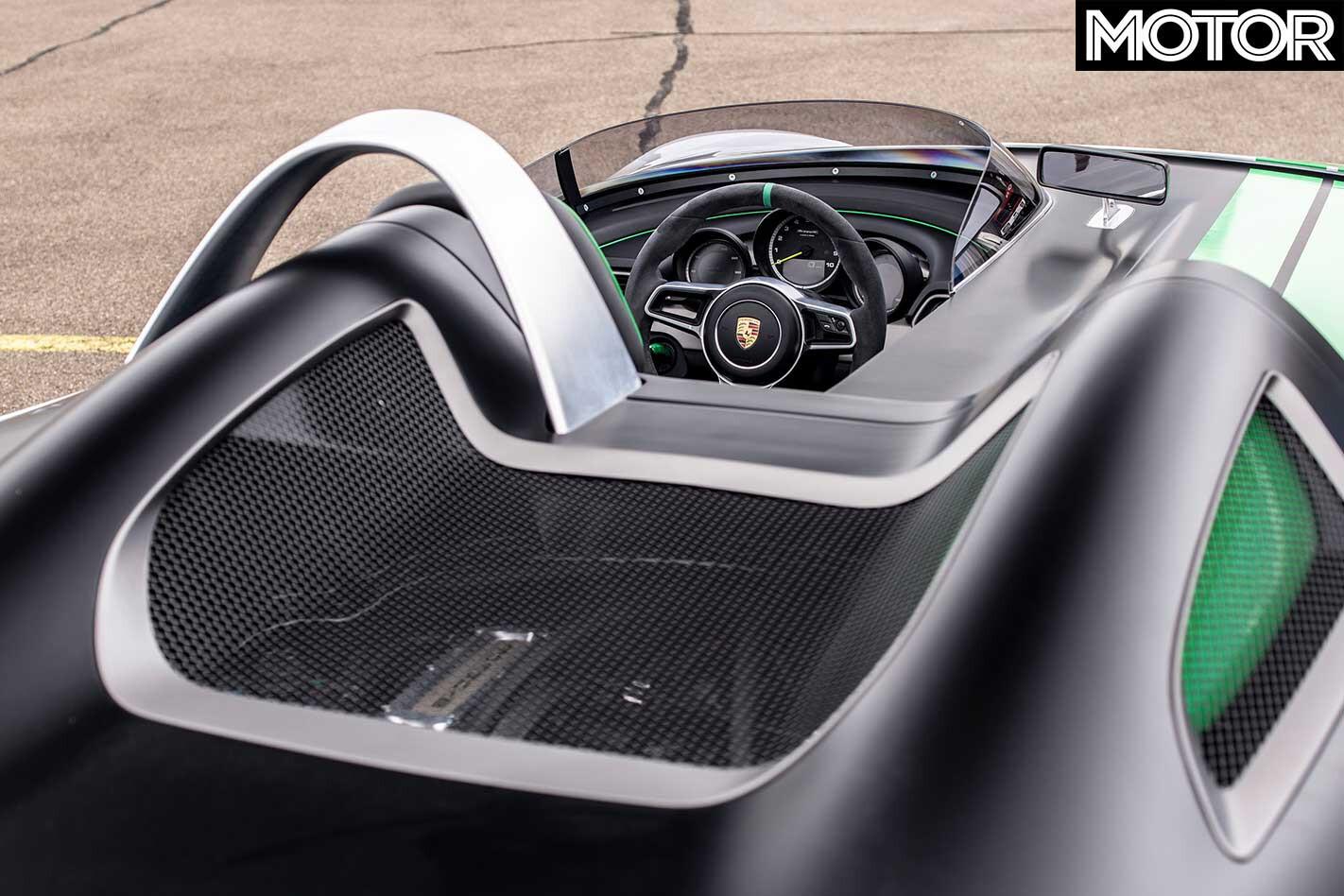 Porsche Boxster 981 Bergspyder Rear Deck Jpg