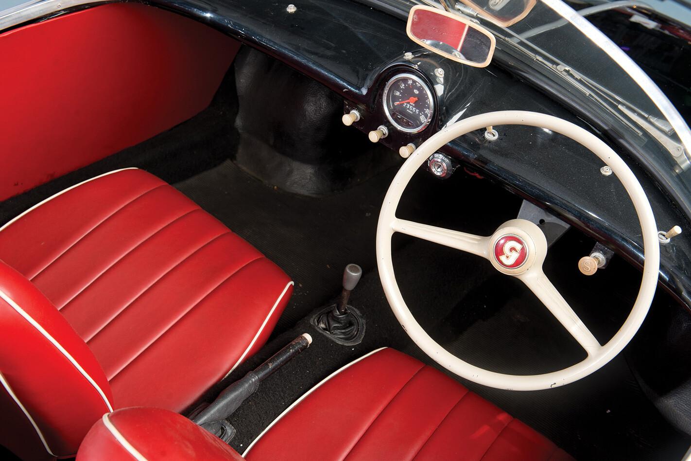 Goggomobil Dart Interior Jpg