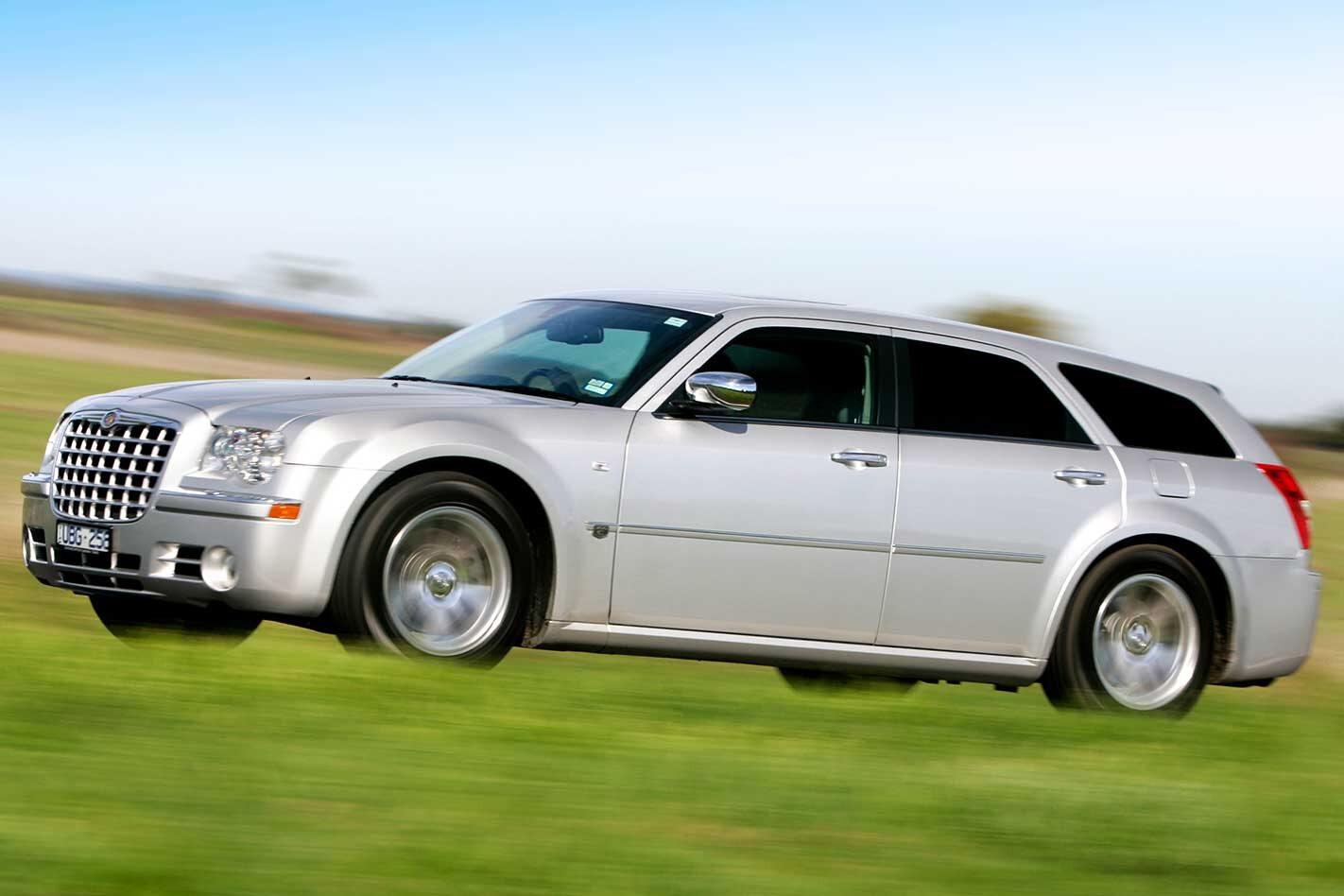 Chrysler 300C Touring review