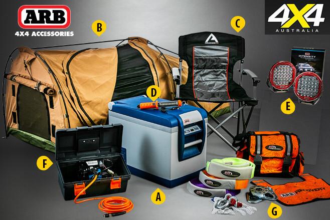 4x4 xmas gear guide arb accessories