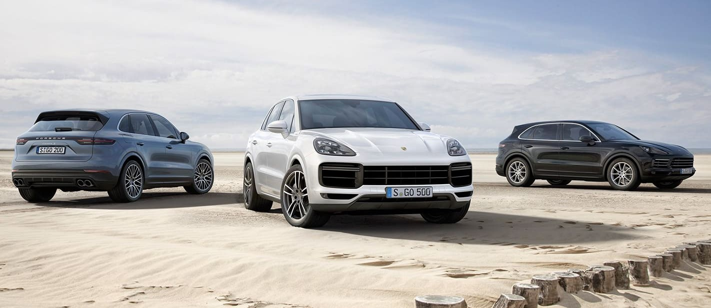 2018 Porsche Cayenne pricing and features