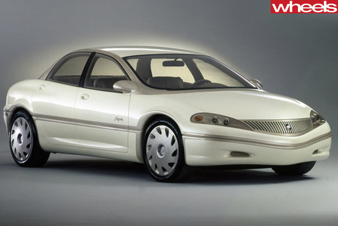 Buick -Sceptre -front