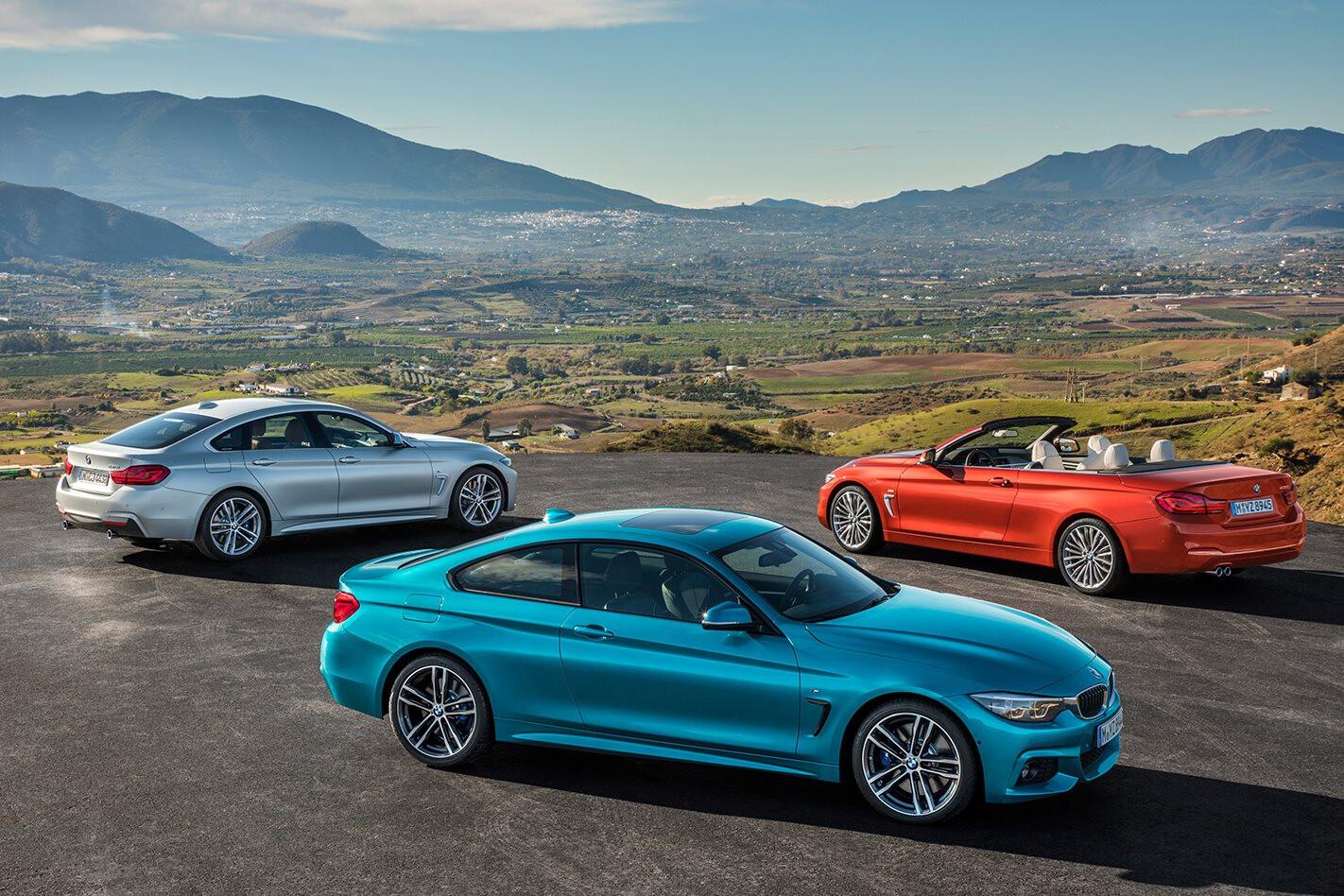 2017 BMW 4 Series Australian pricing revealed