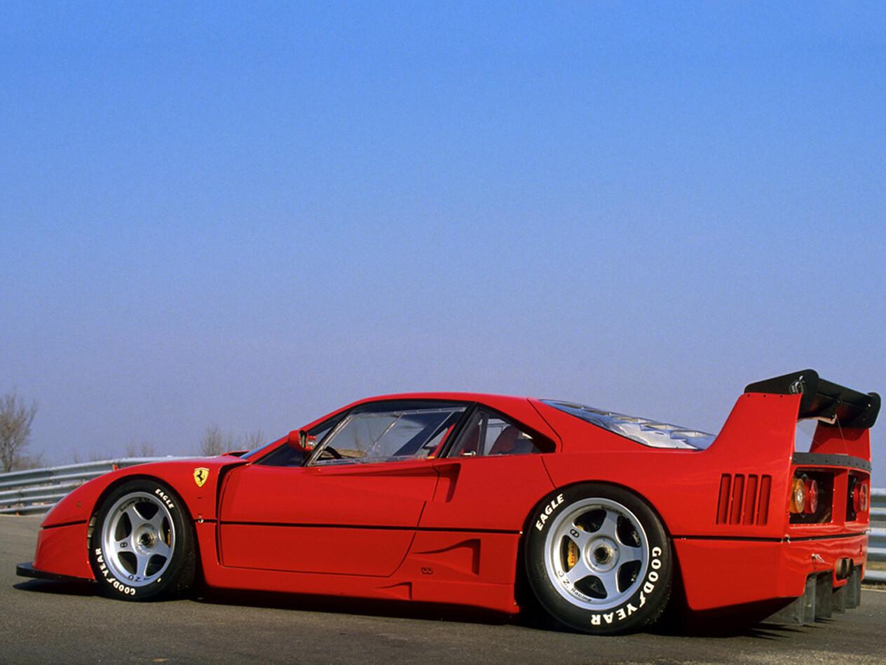 Ferrari F 40 Lm By Michelotto Jpg