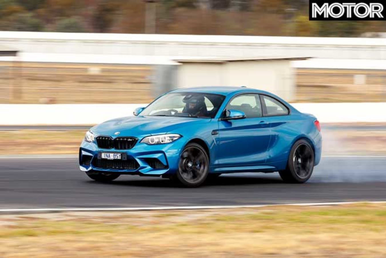 2019 BMW M 2 Competition Pure Track Review Bang For Your Bucks 2019 Sideways Jpg
