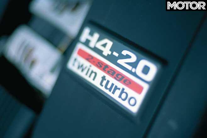 2001 Subaru Liberty B 4 Engine Jpg