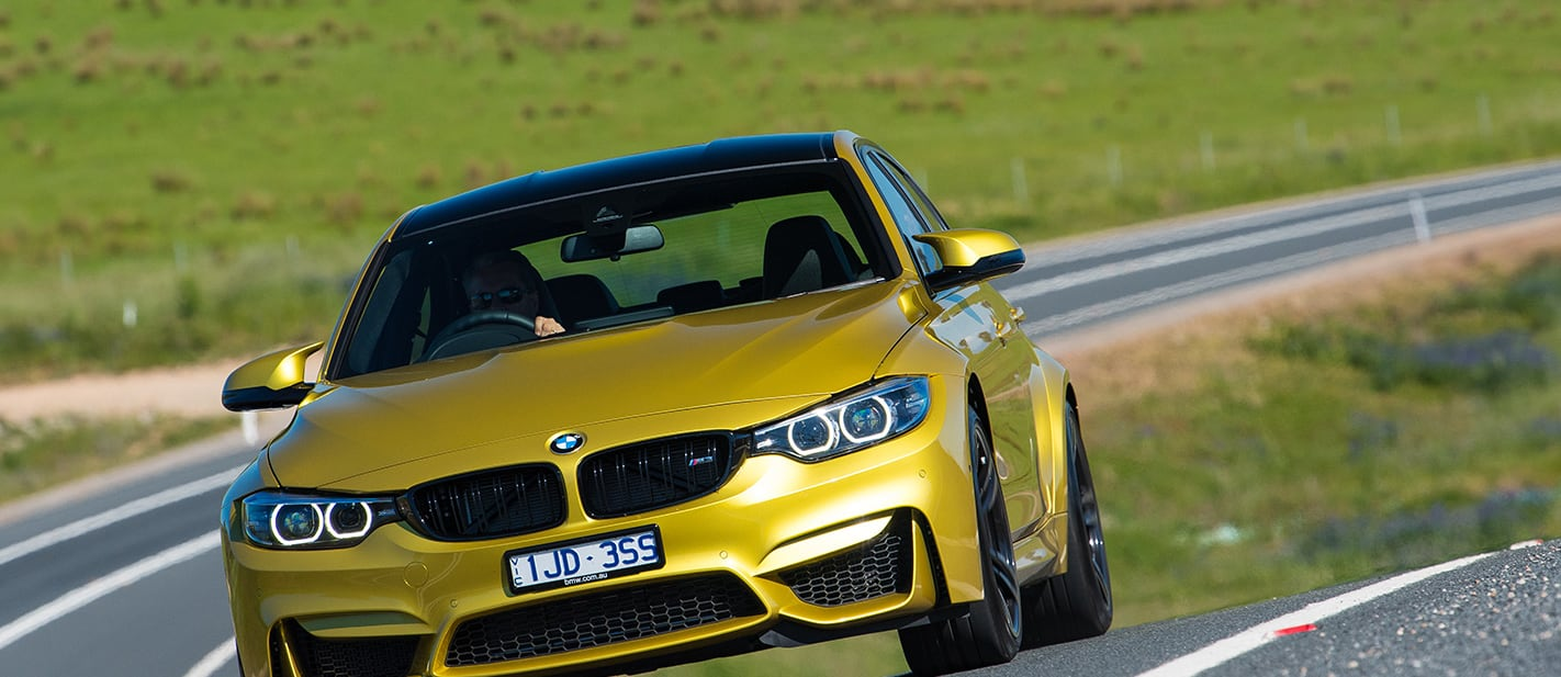 BMW M3 Pure nw