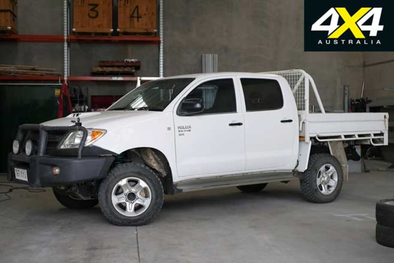 Toyota Hilux Budget Build Introduction Jpg