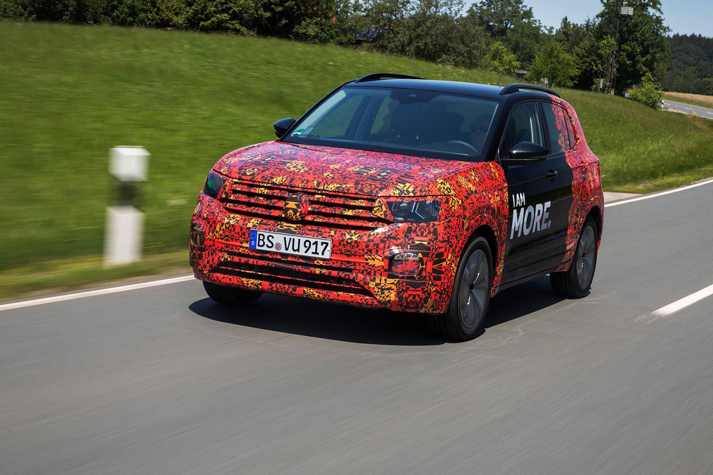 Volkswagen T Cross Drive Jpg