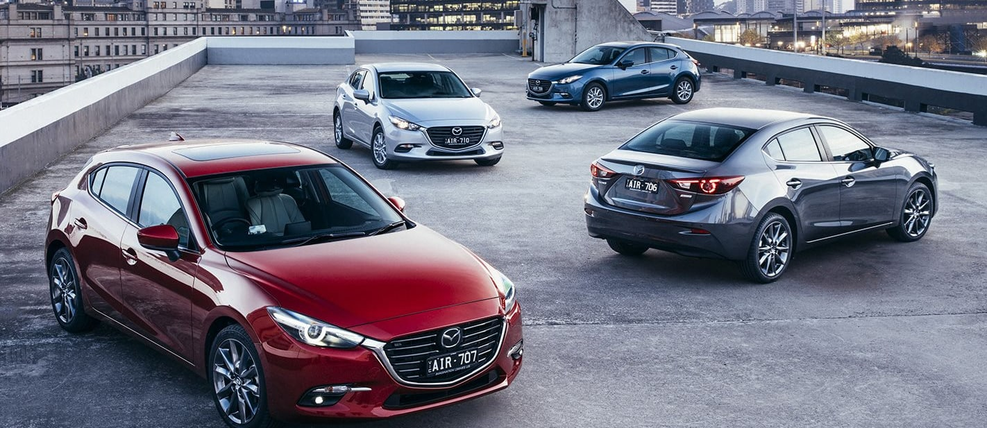 2018 Mazda 3 gains more features sharp driveaway pricing