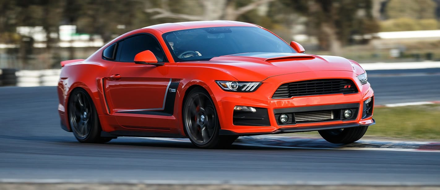 Ford Mustang Hot Tuner 2017 7th Mustang Motorsport EcoBoost MM R350T