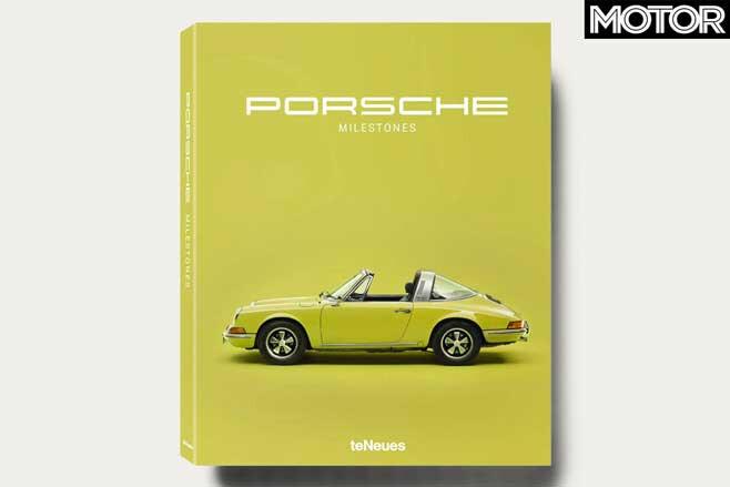 Porsche Milestones Book Jpg