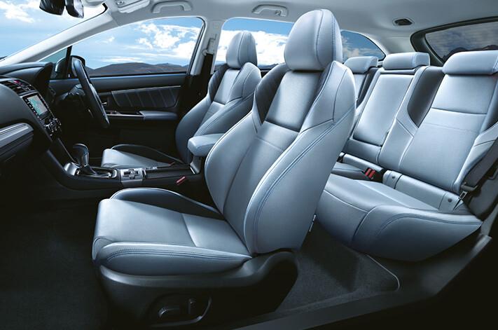 Subaru Levorg Interior Jpg