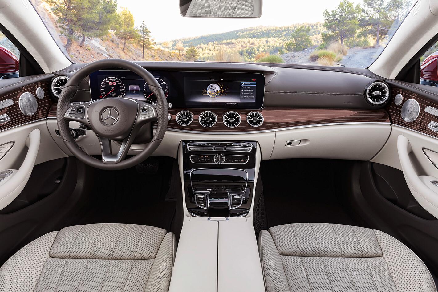 Gallery Mercedes Benz E Class Coupe Interior 24 Jpg