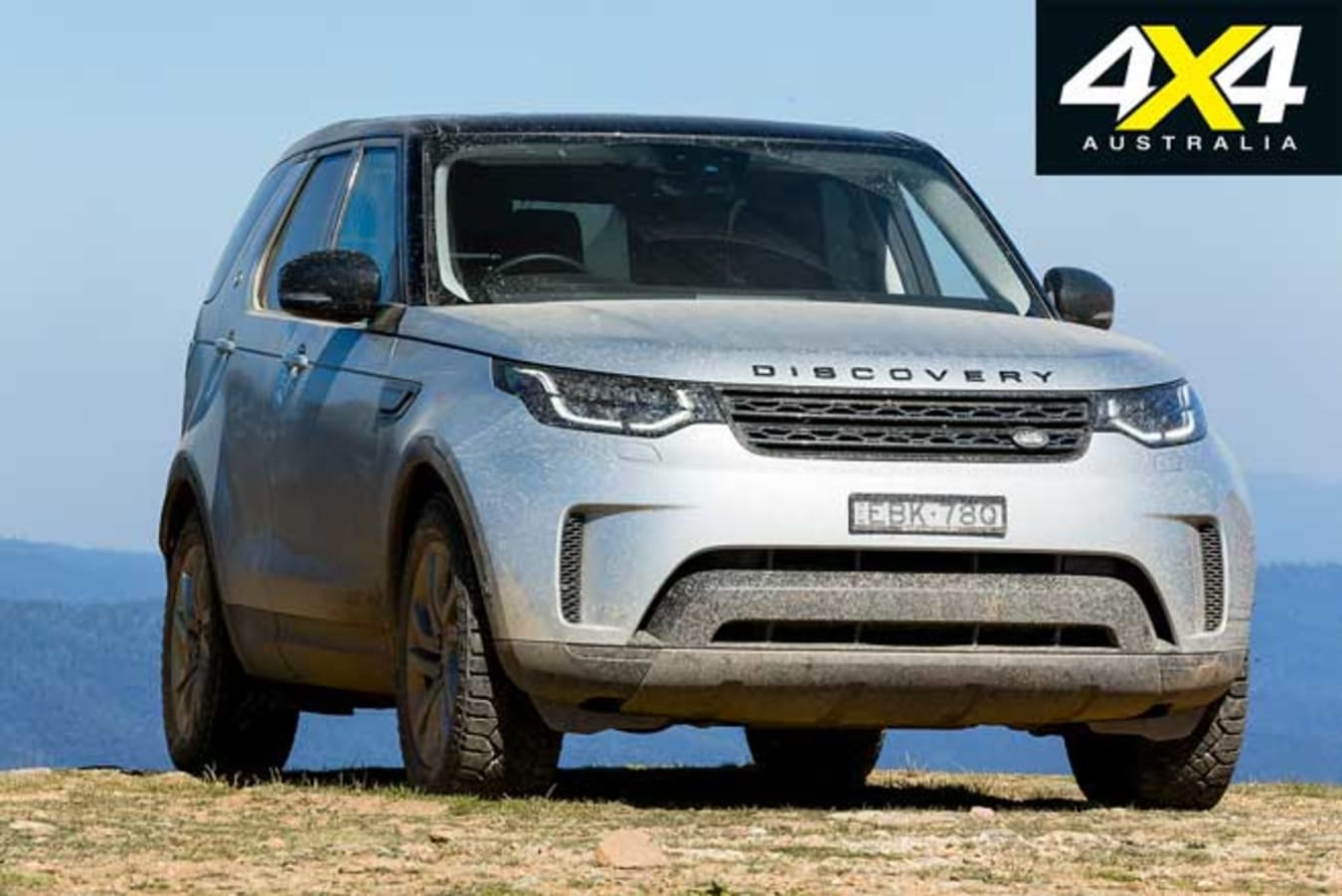 2020 4 X 4 Of The Year Land Rover Discovery Sd 6 Front Jpg