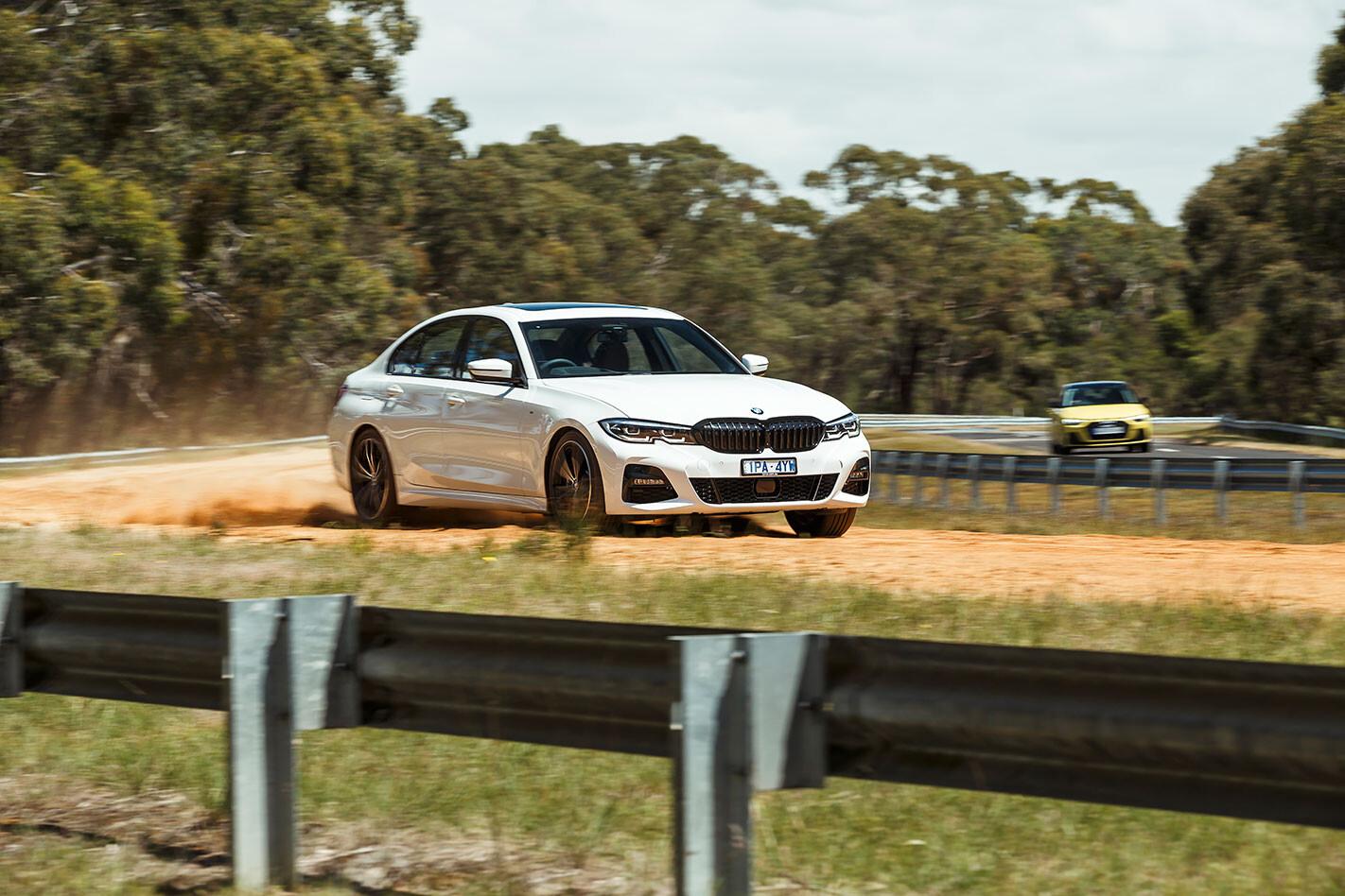2019 BMW 330i sedan - 2020 COTY contender