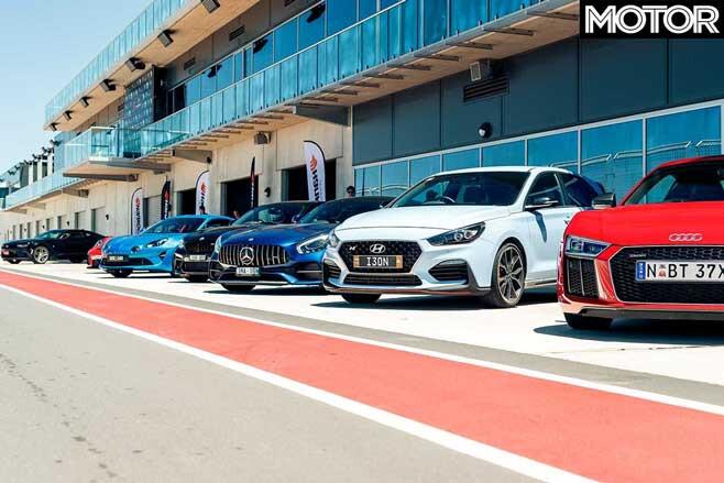 2019 Performance Car Sales PCOTY Pits Jpg