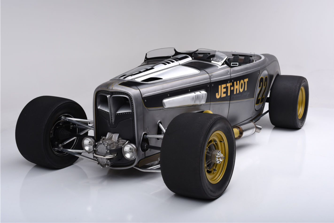 32 Ford Double Down