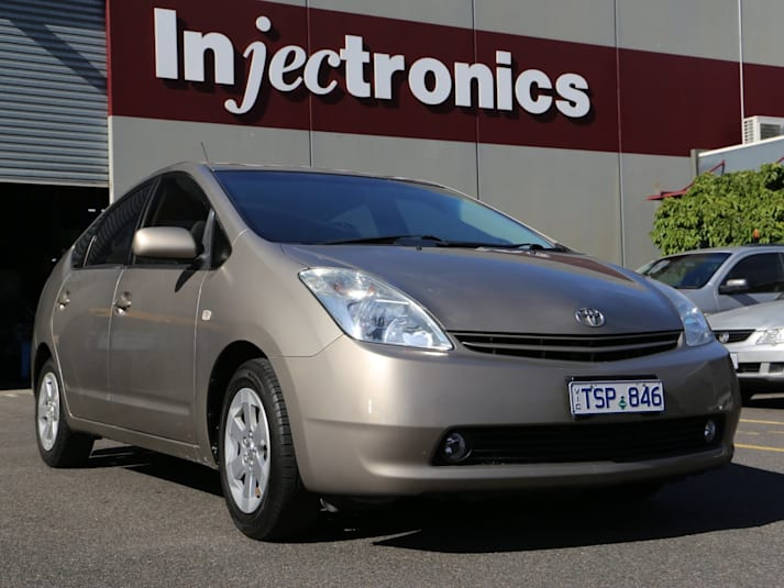 Innovative Mechatronics Injectronics Prius
