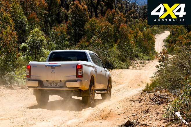 2020 4 X 4 Of The Year Mitsubishi Triton GLS Rear Drive Jpg