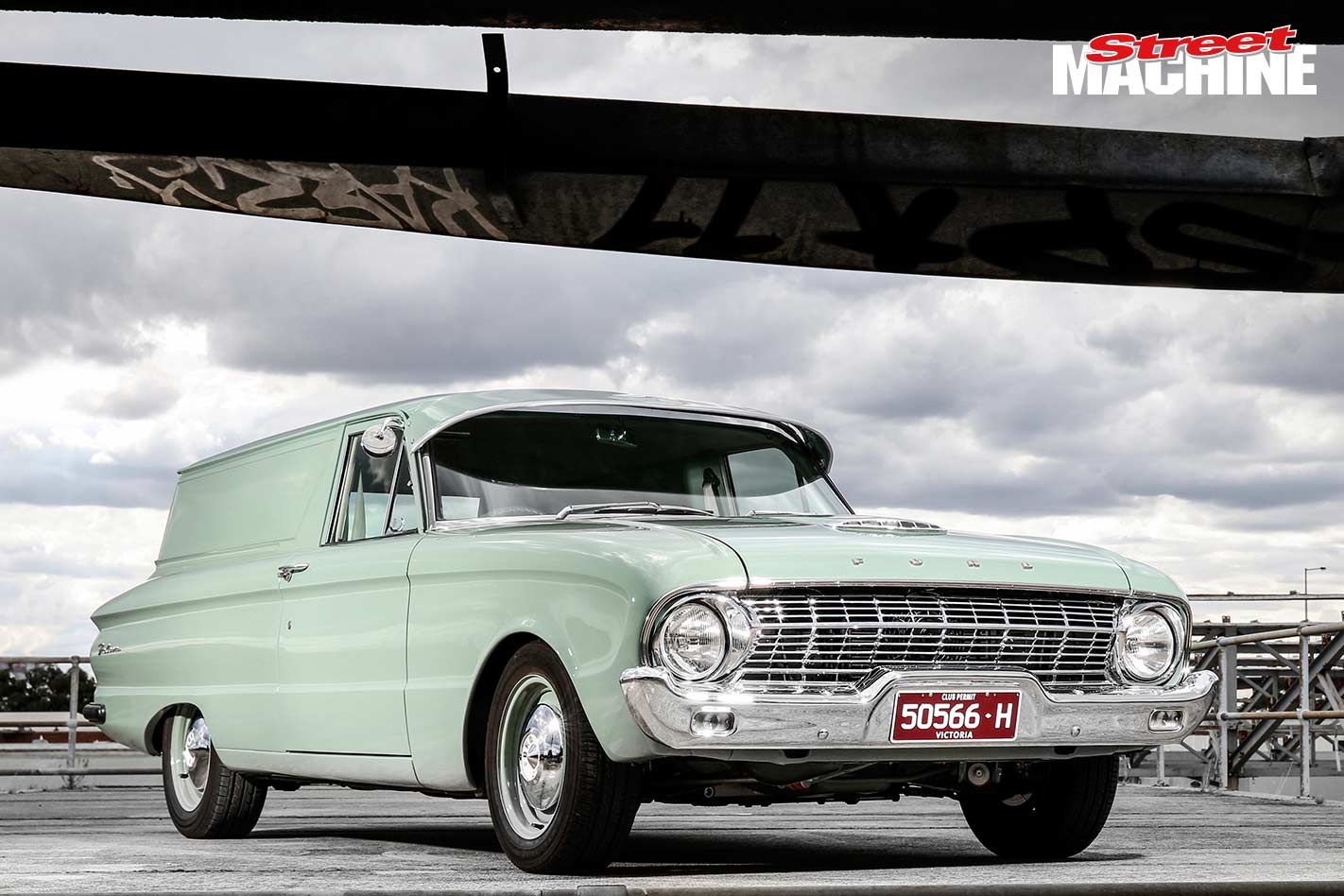 Ford XL Falcon Delivery 6 Nw