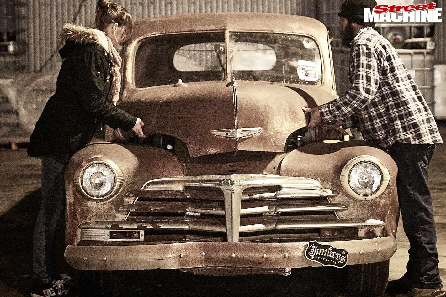 Junkers Car club