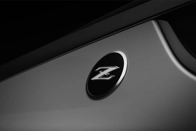 Nissan Z Proto badge