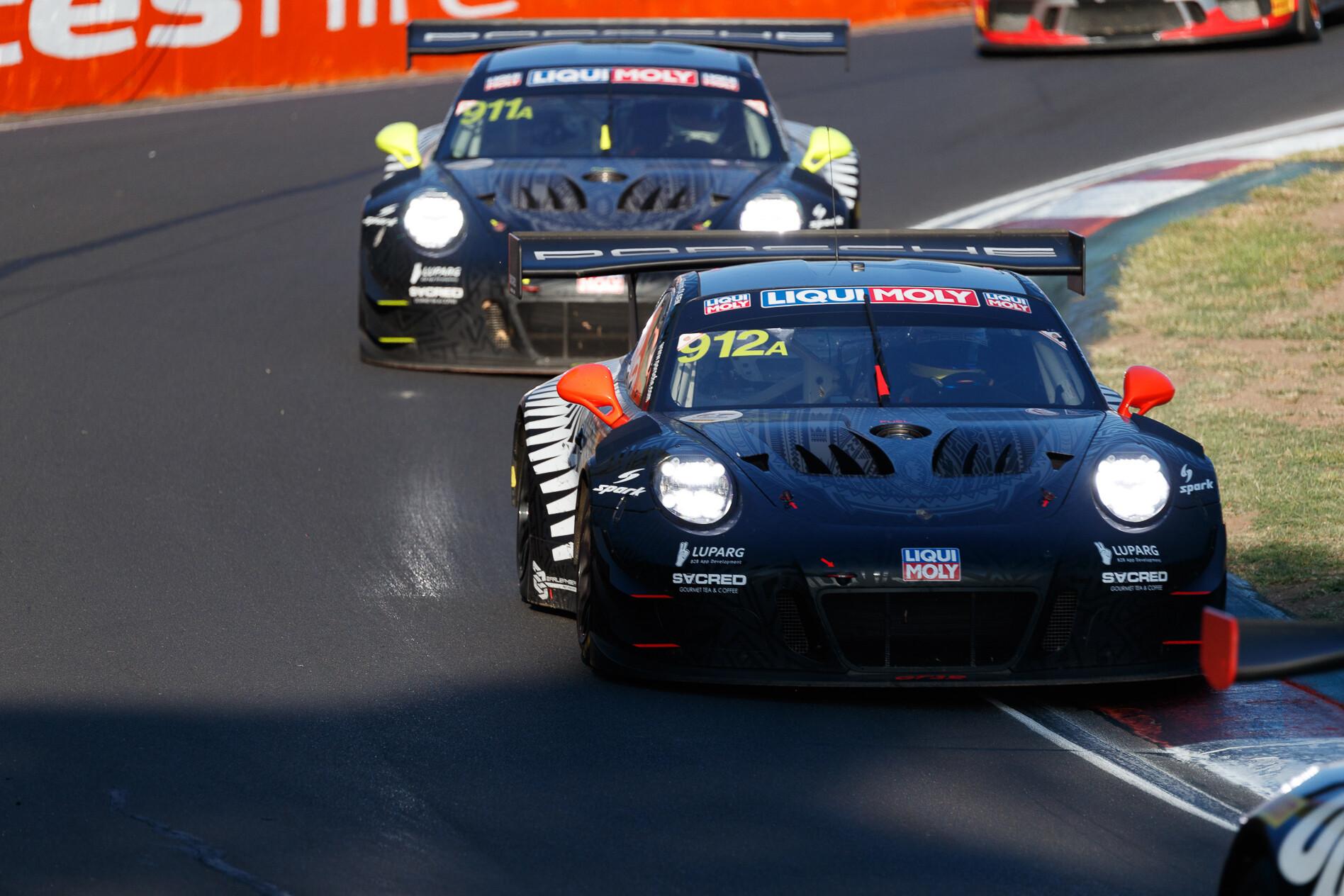 Bathurst 12-Hour 2019 winner Porsche