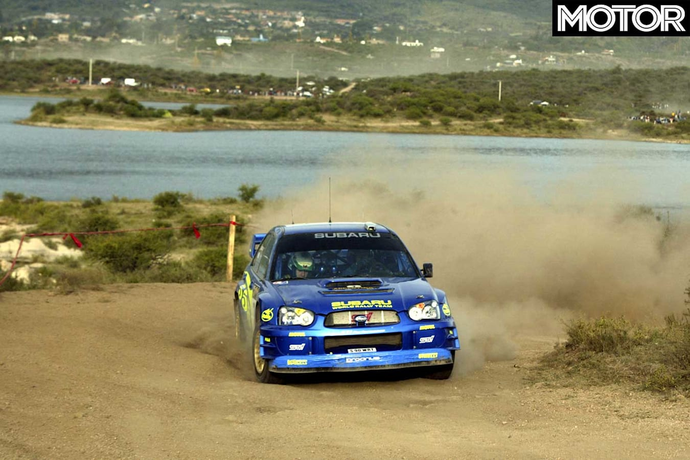 Subaru Impreza Rally Car Jpg