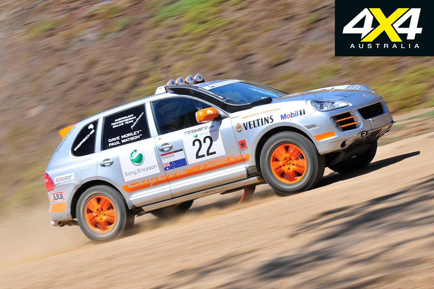 2009 Porsche Cayenne Transsyberia Drive Jpg