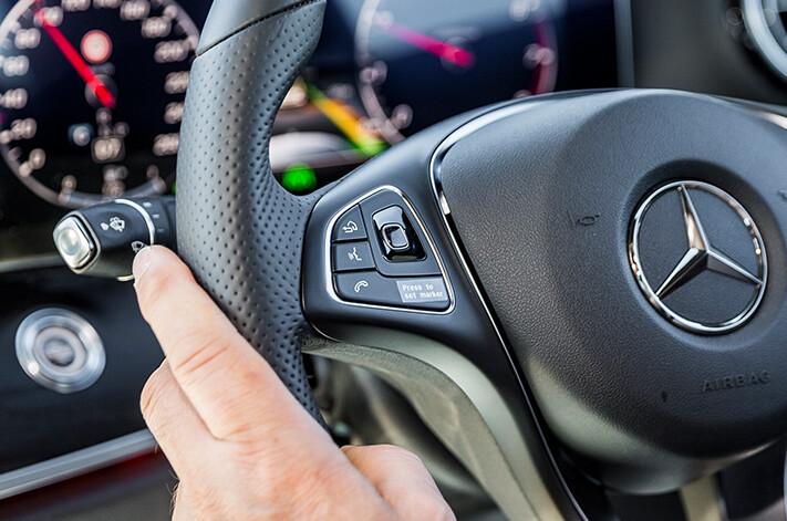 mercedes benz introduces autonomous tech to S and C class