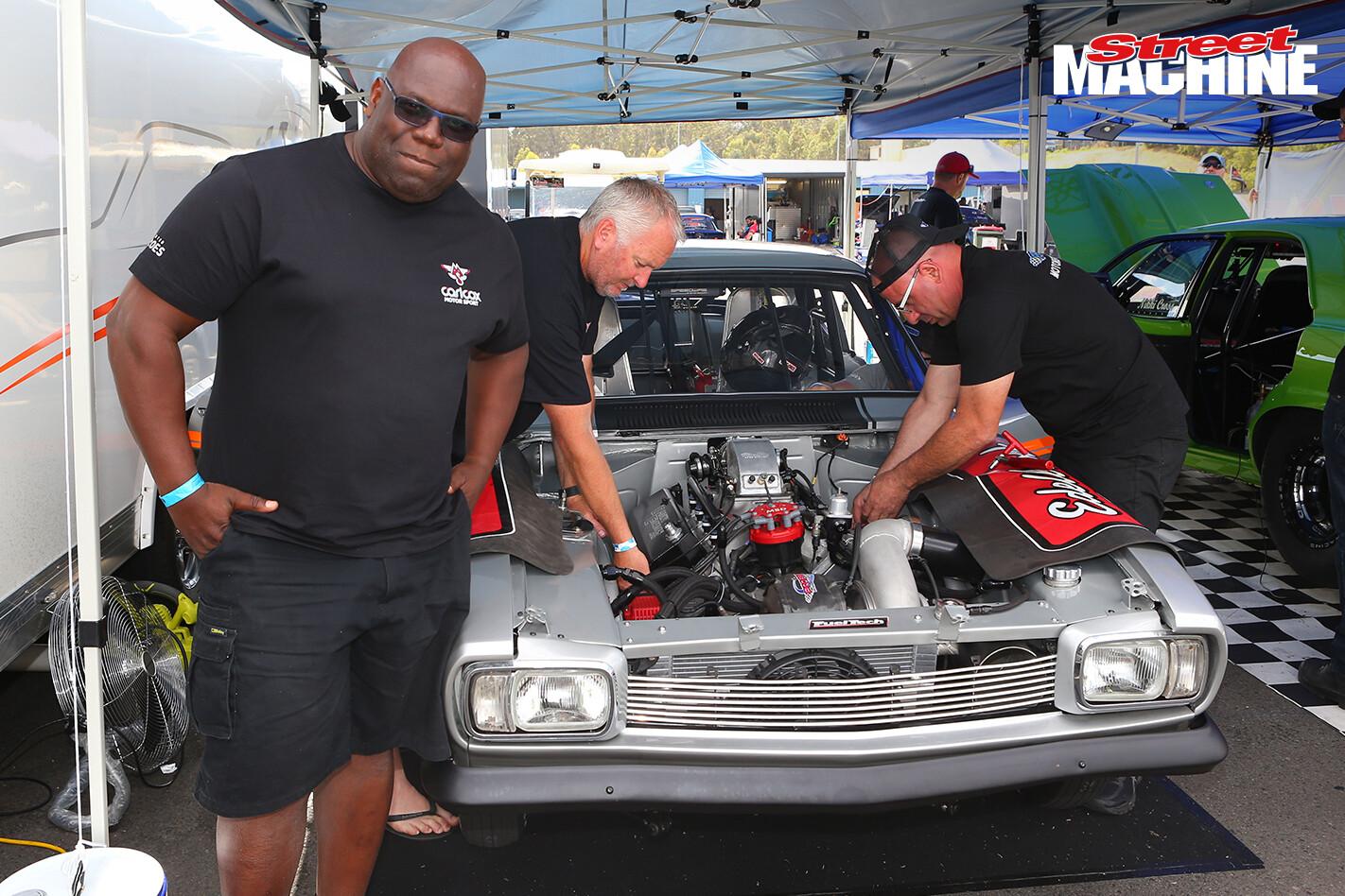 DJ Carl Cox Ford Capri Turbo 1