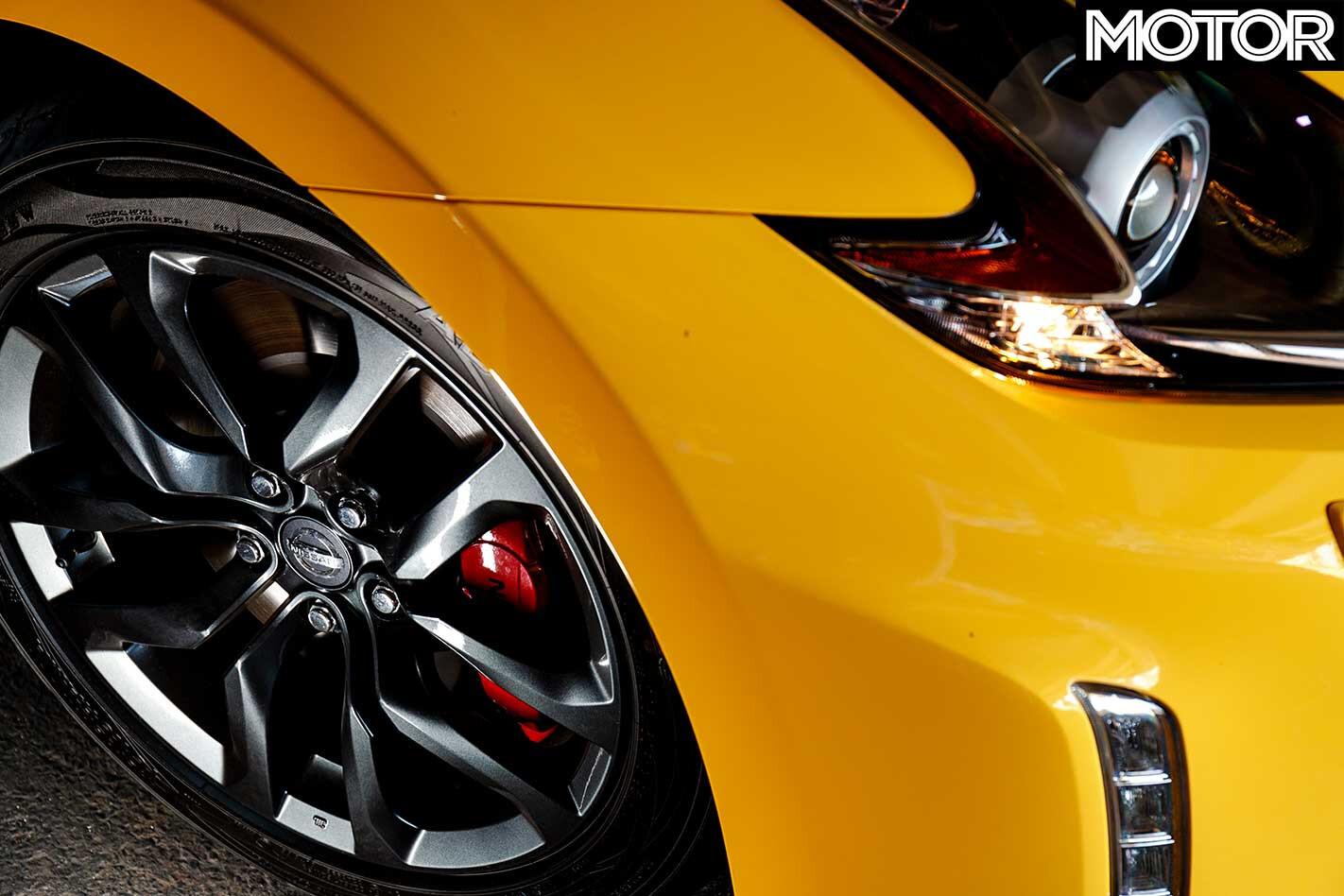 2019 Nissan 370 Z N Sport Wheel Jpg