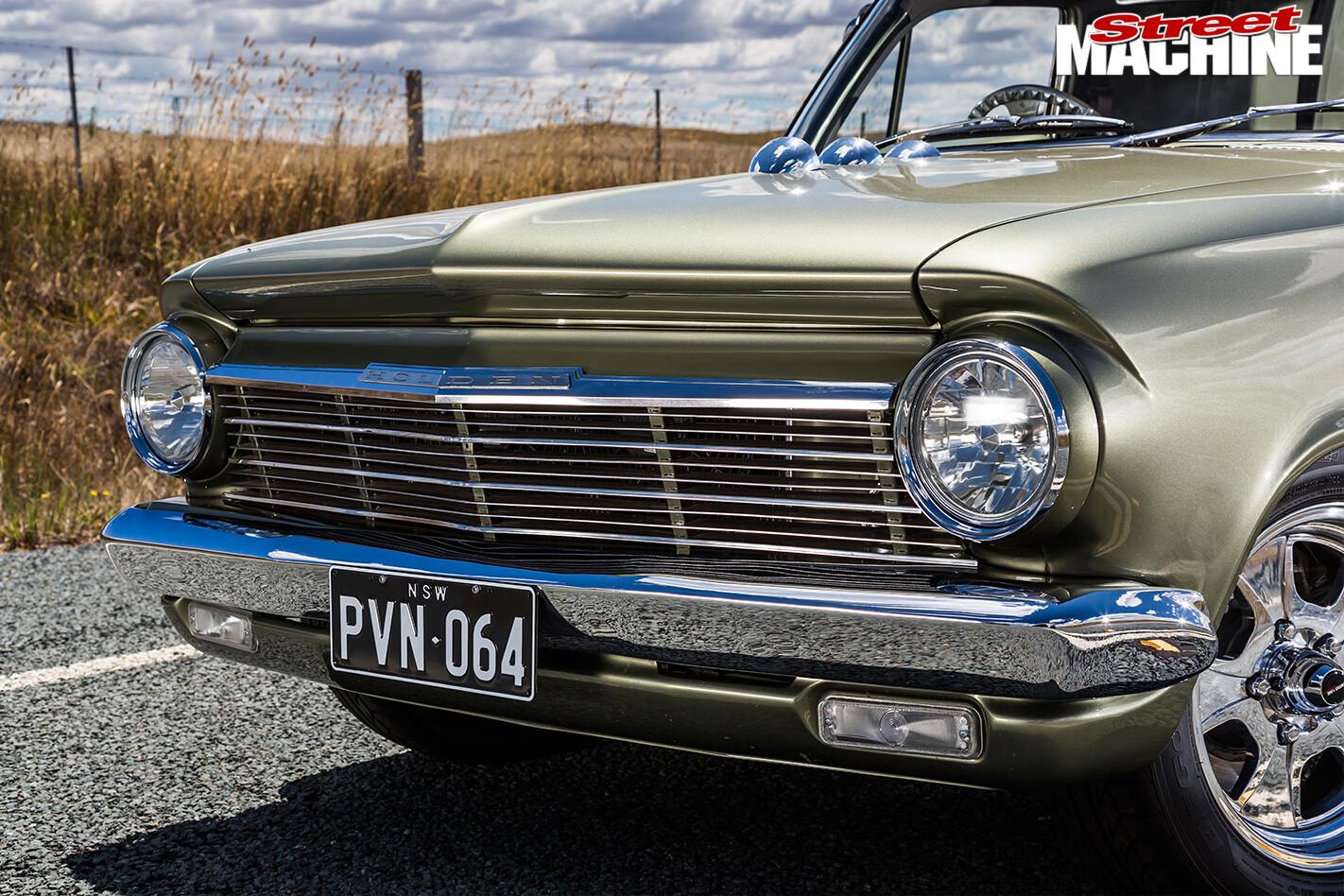 Holden -EH-Panel -Van -nose