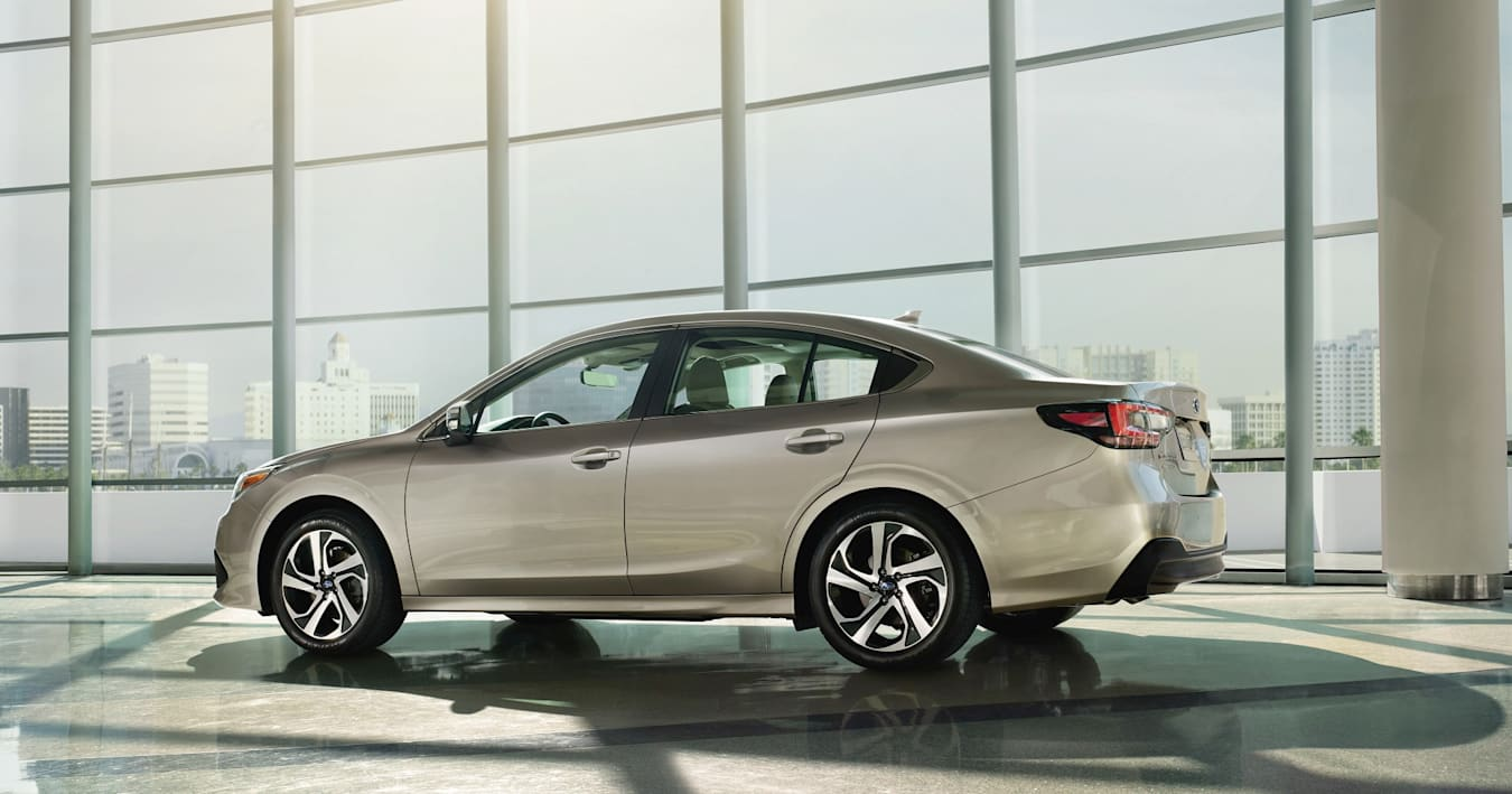 2020 Subaru Legacy Liberty