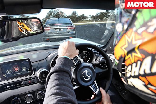 Warren luff driving