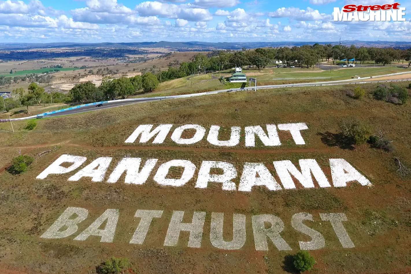 Mount Panorama Bathurst