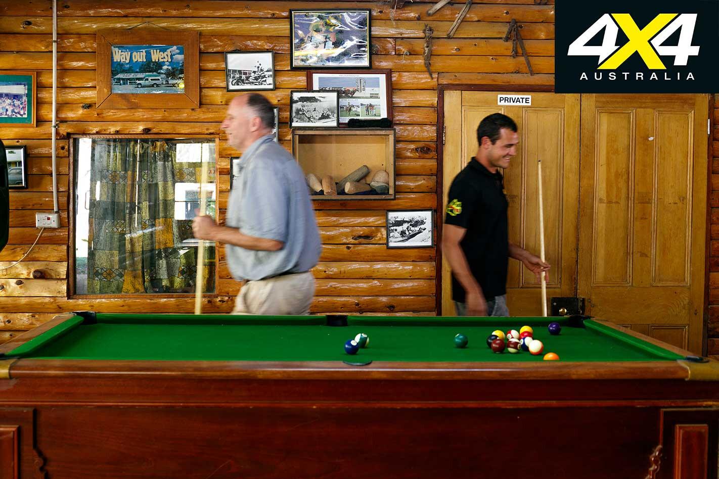 4 X 4 Pubs Tilpa Hotel NSW Pool Table Jpg