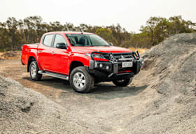 Mitsubishi Triton GLX long-term review