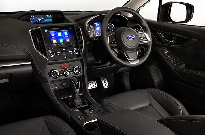 Subaru Impreza Interior Jpg