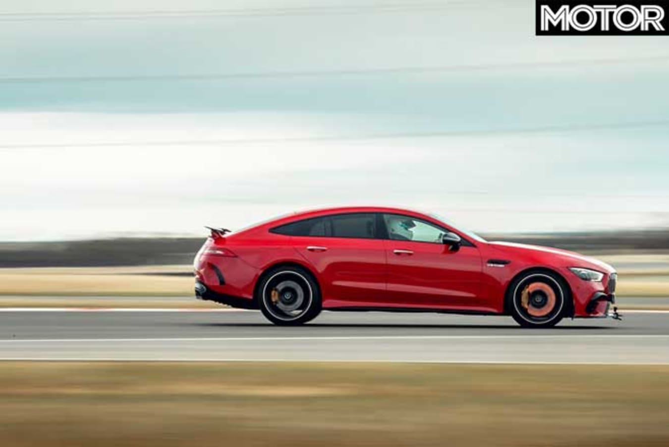 Performance Car Of The Year 2020 Drag Performance Test AMG GT 63 S Jpg