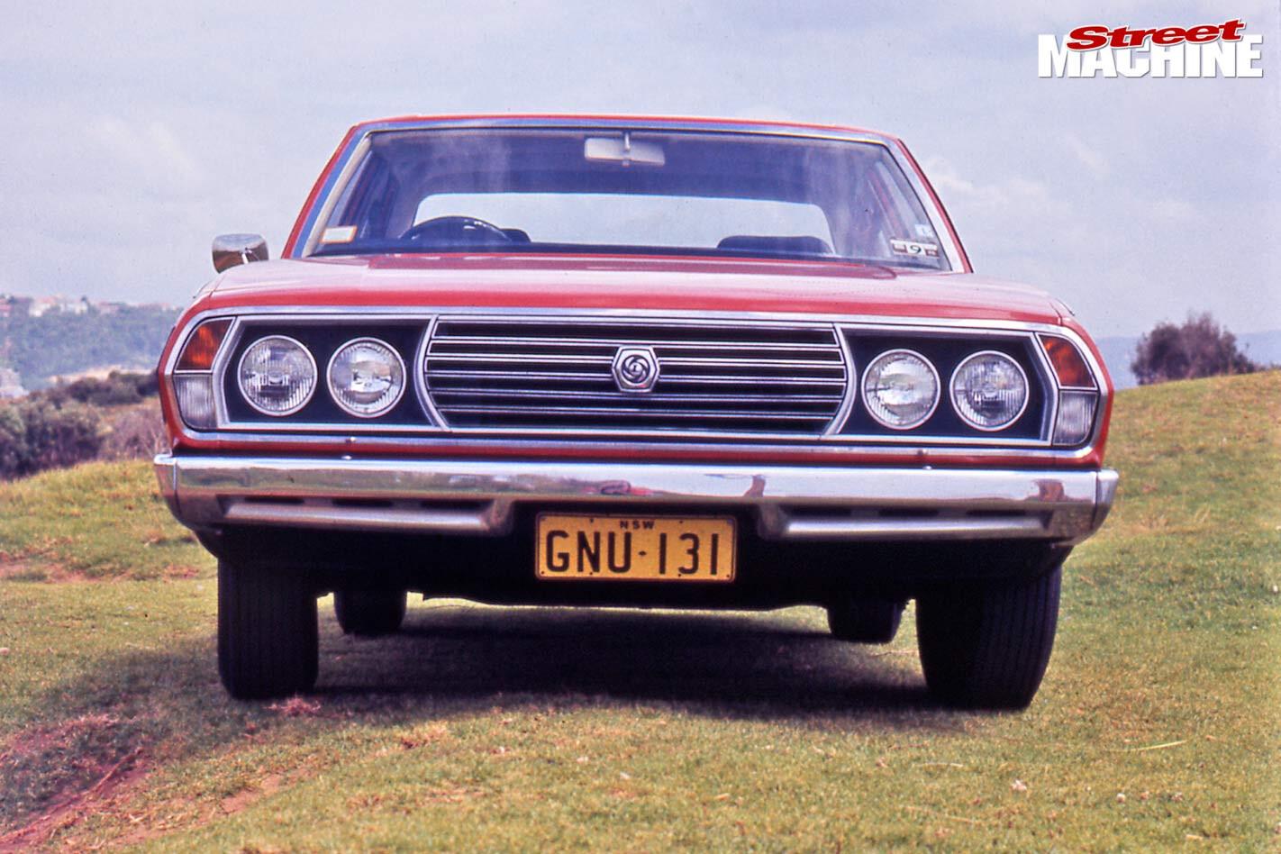 Leyland P76 front