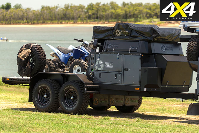 Patriot trailer